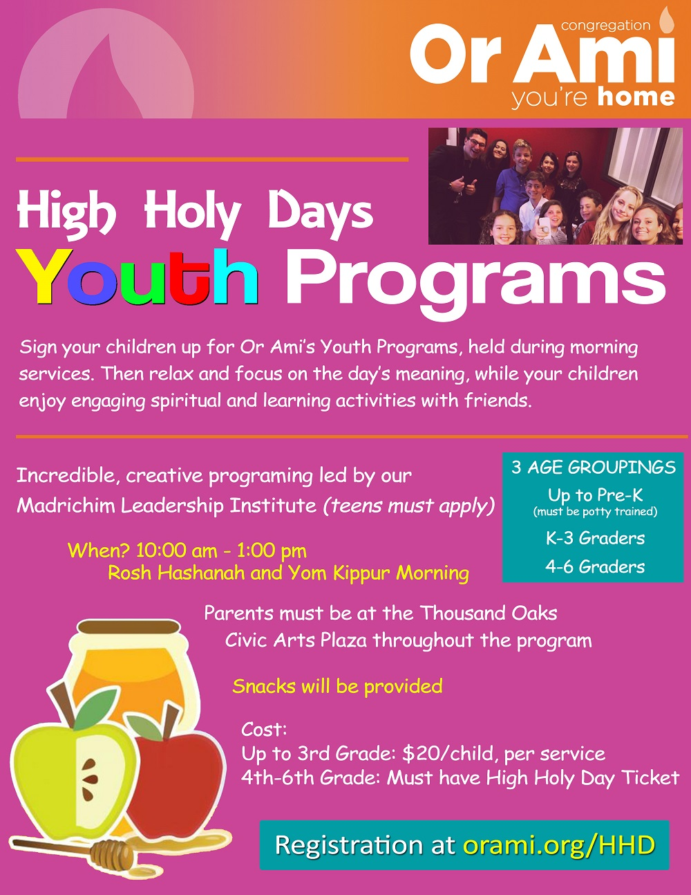 high holidays youth services or ami calabasas high holy days thumbnail 1