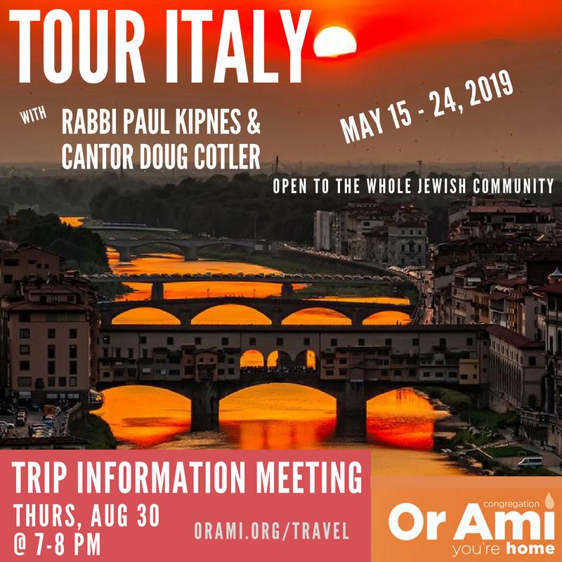 Italy Trip Logo 2019 2nd logo