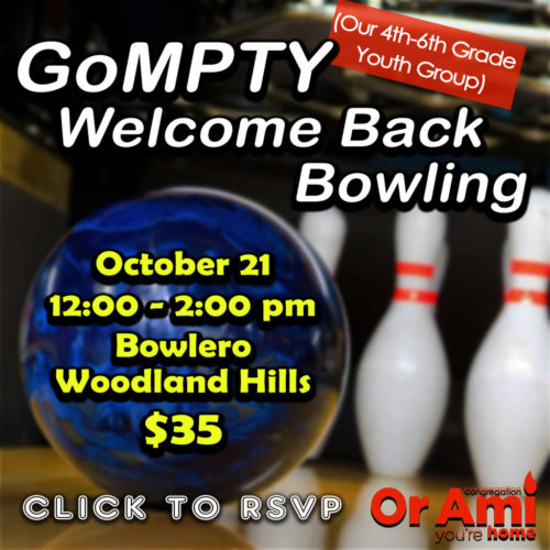 GoMPTY Bowling for CC