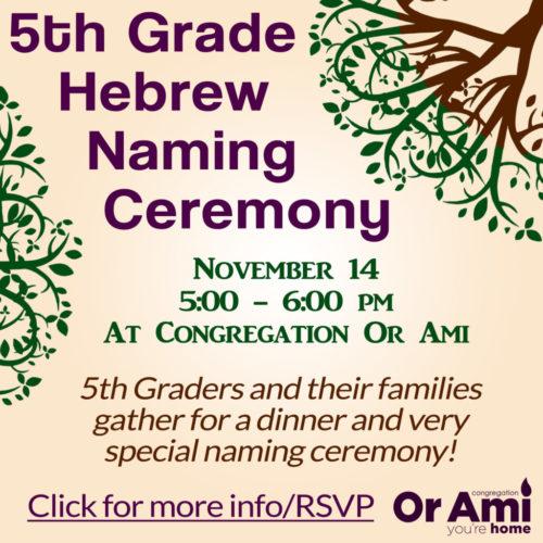 5th Grade Naming Ceremony v2 for CC