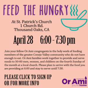 Feed the Hungry 4 28