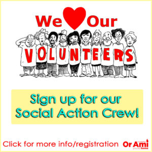 Social Action Crew for CC