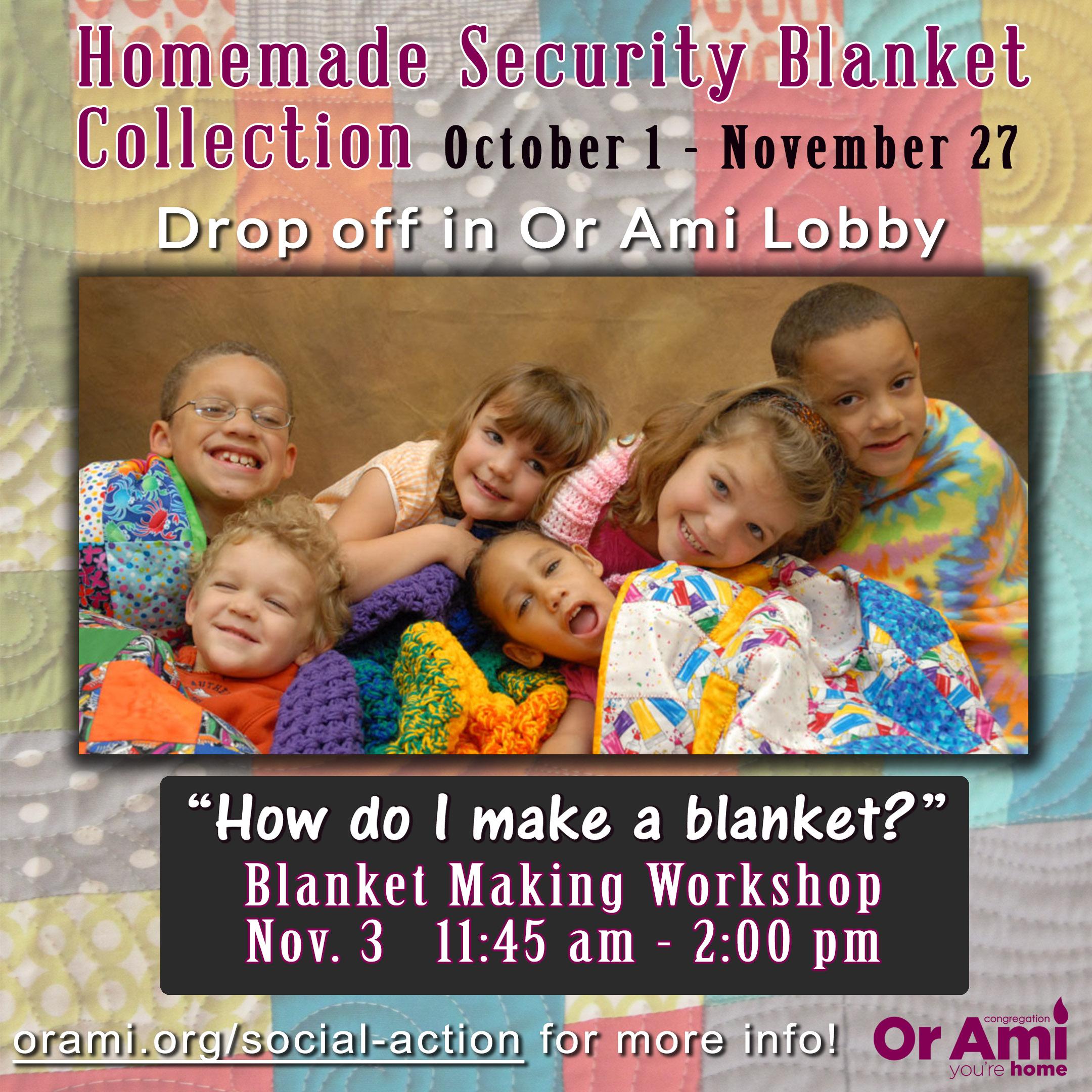 Blanket Collection with SA link