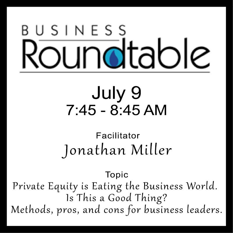 Biz Round Table 7-9-20