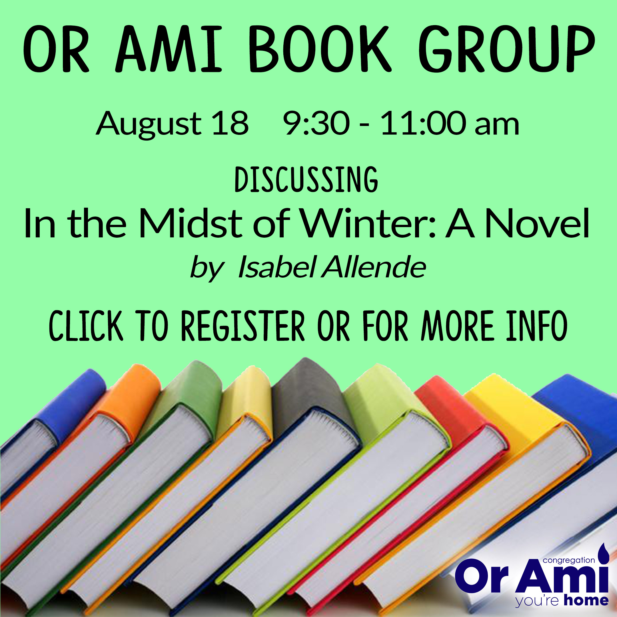 book group 8-18-20 with Click