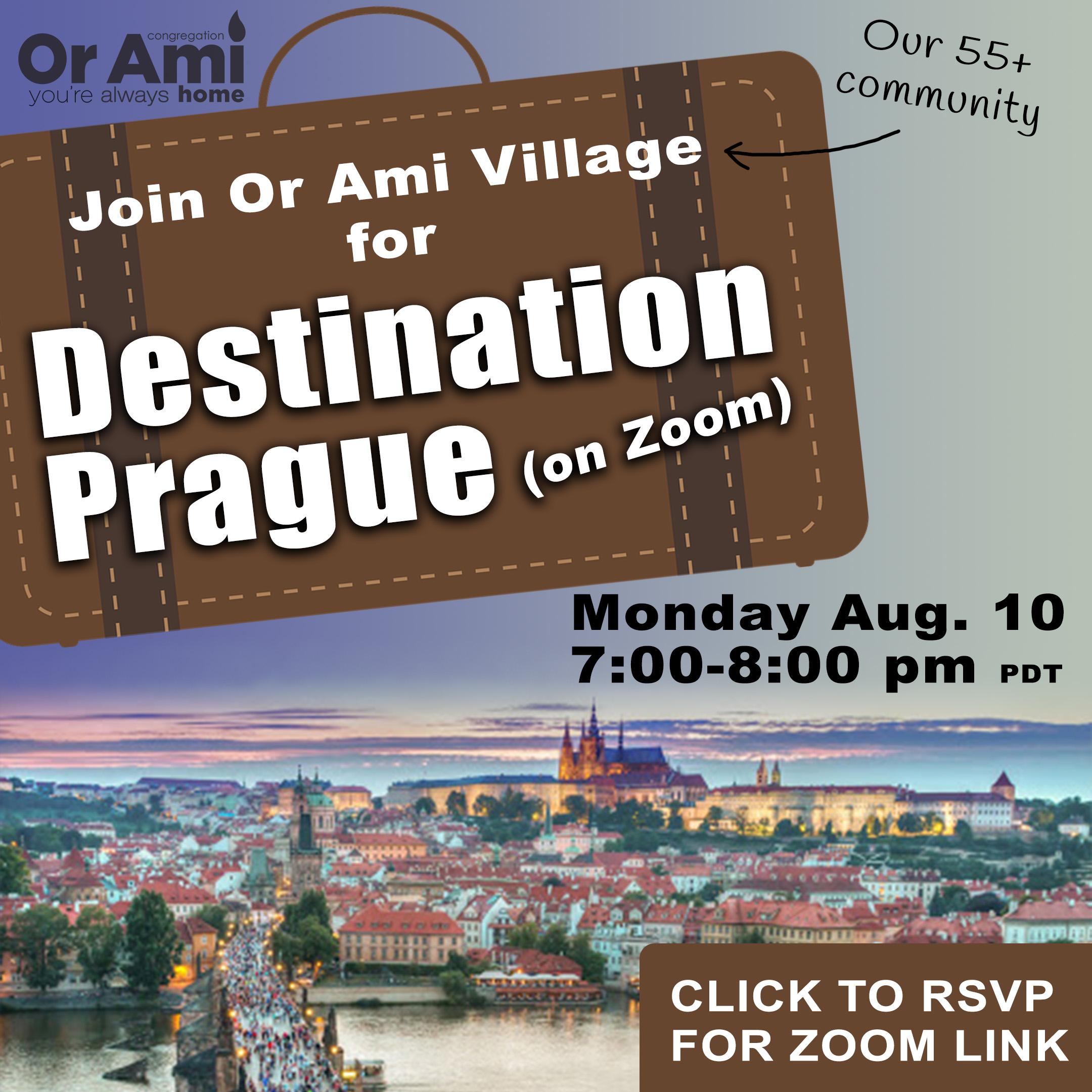 Destination Prague with CLICK