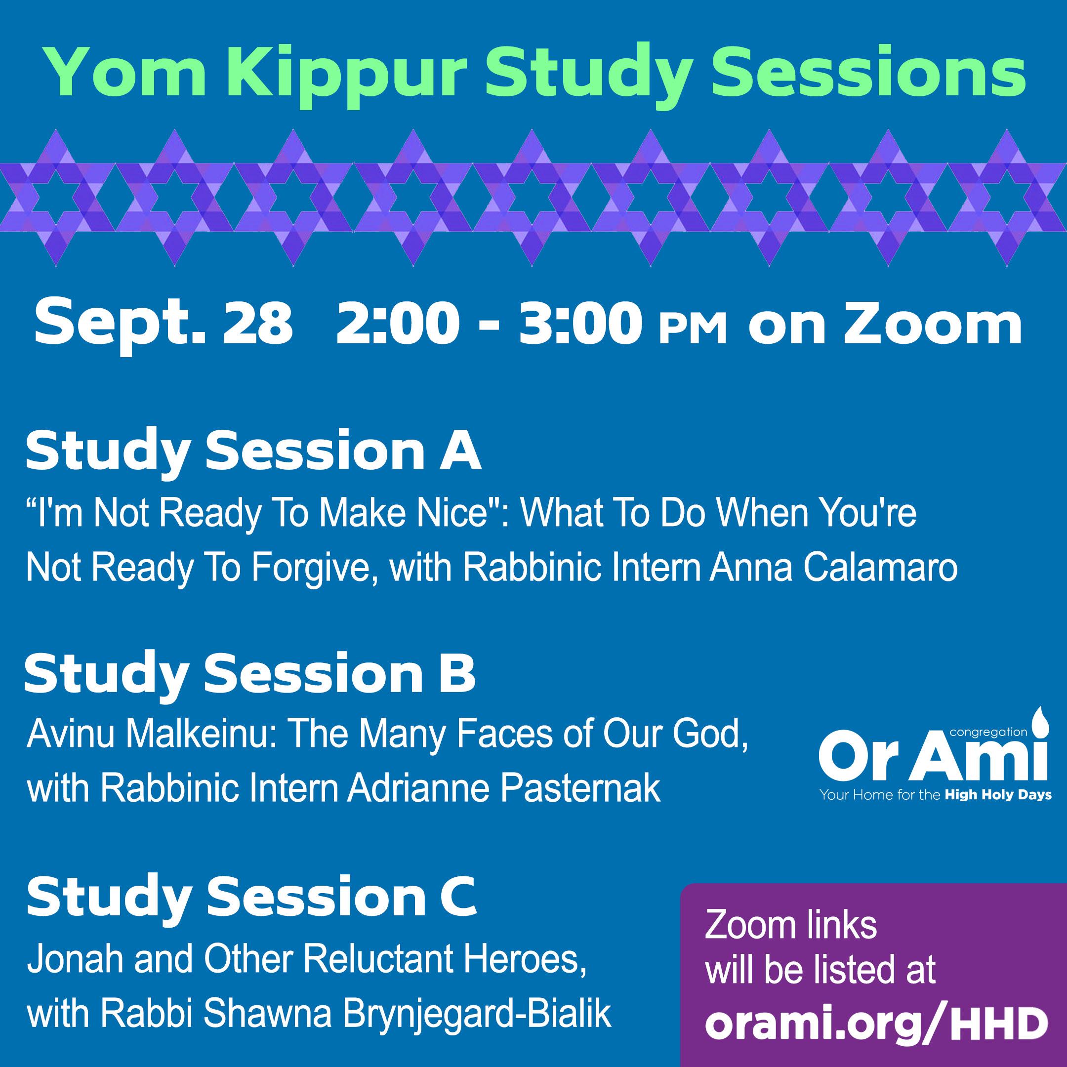 YK study sessions v3