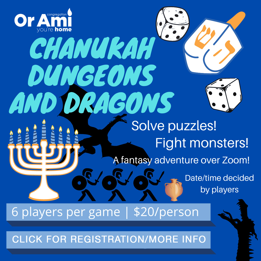 chanukah dnd with CLICK