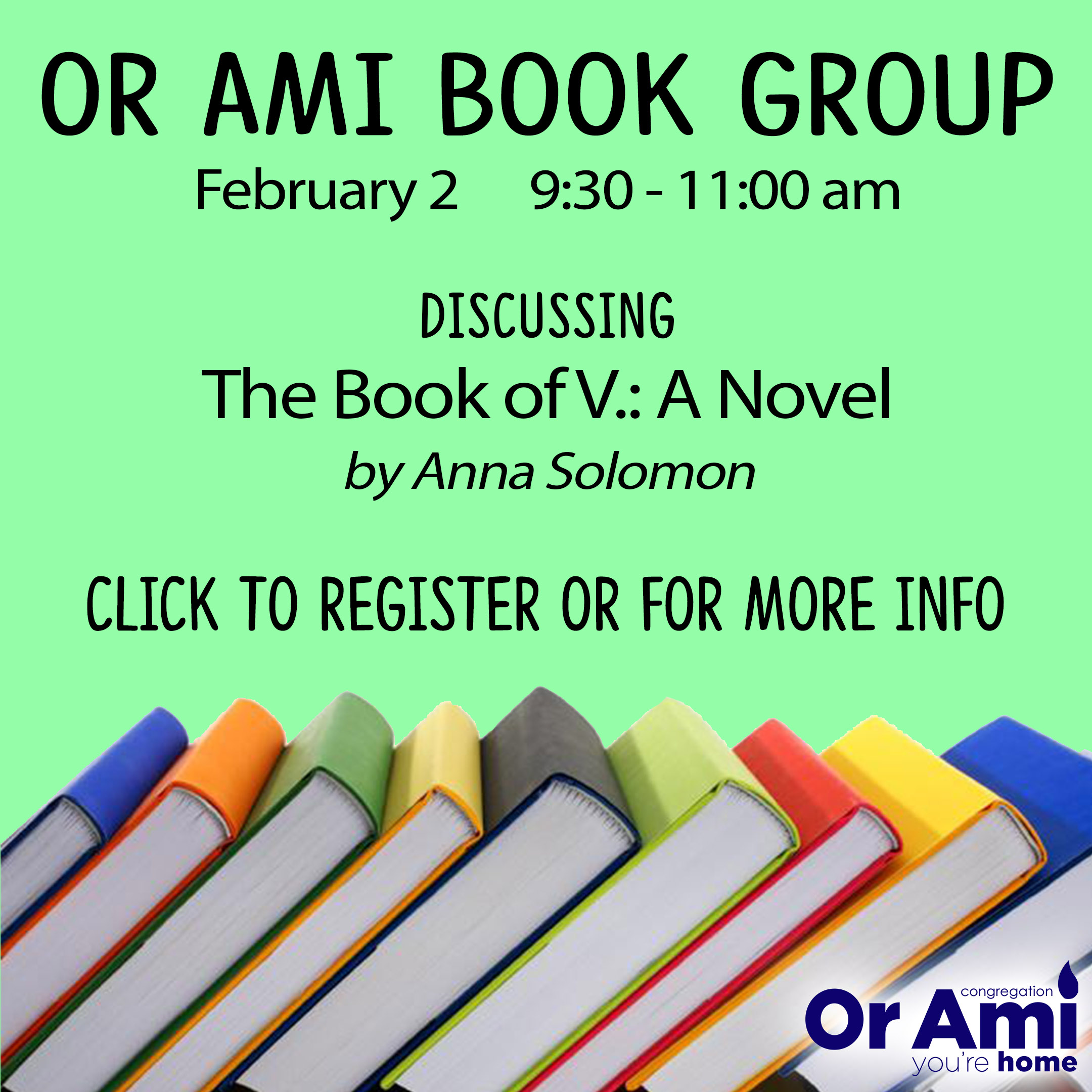 Book Group 2-2 with CLICK