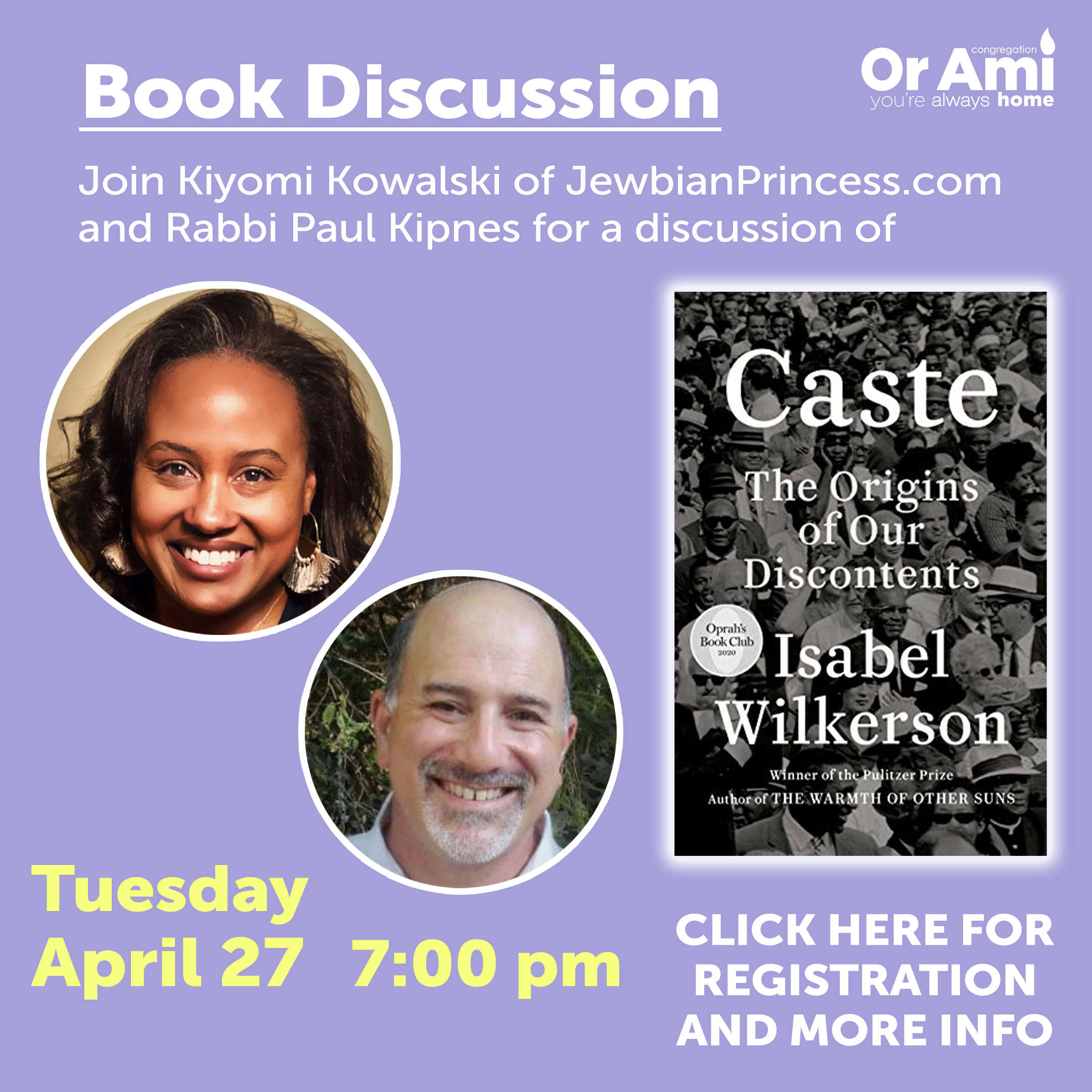 caste book discussion with CLICK