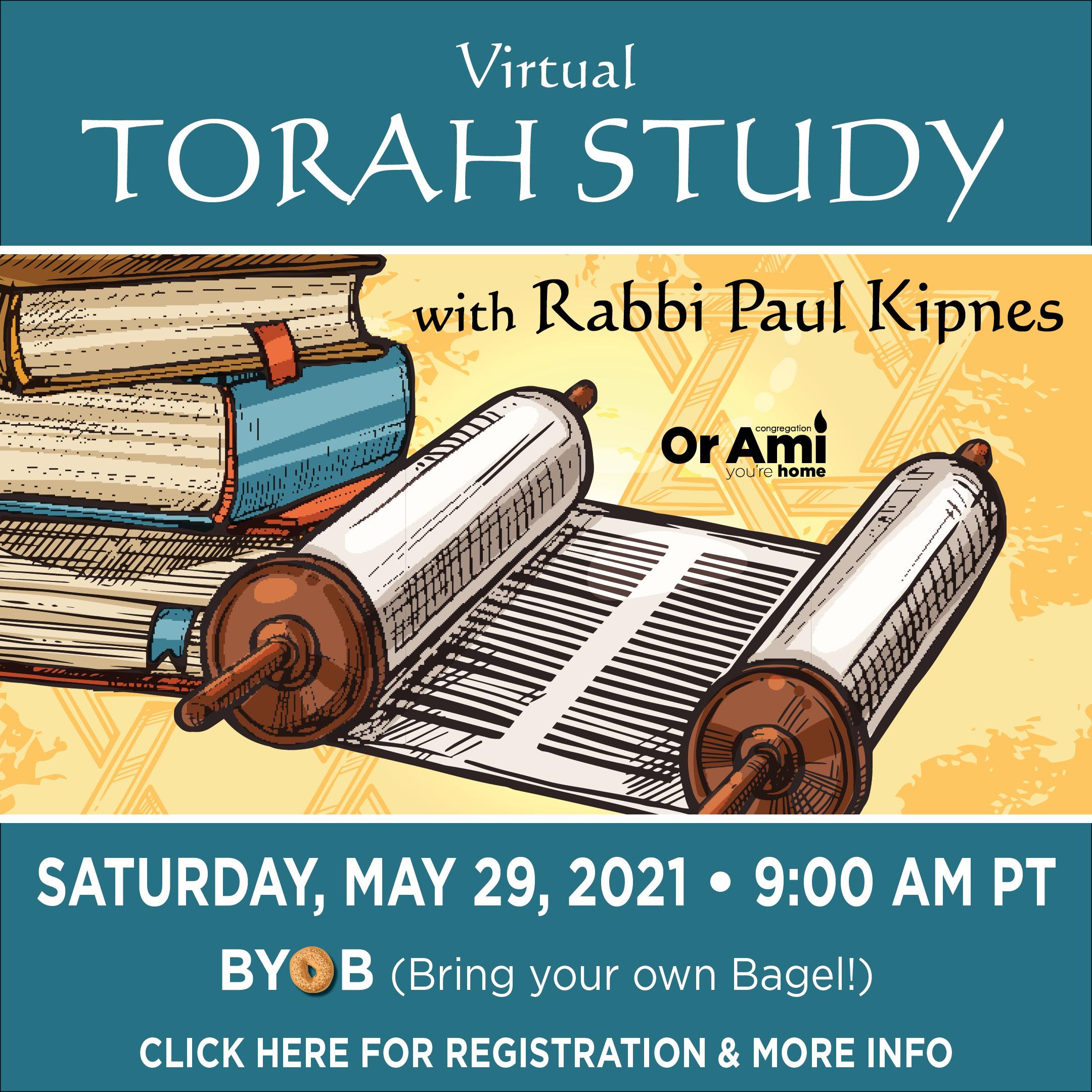 Or Ami Torah Study CLICK