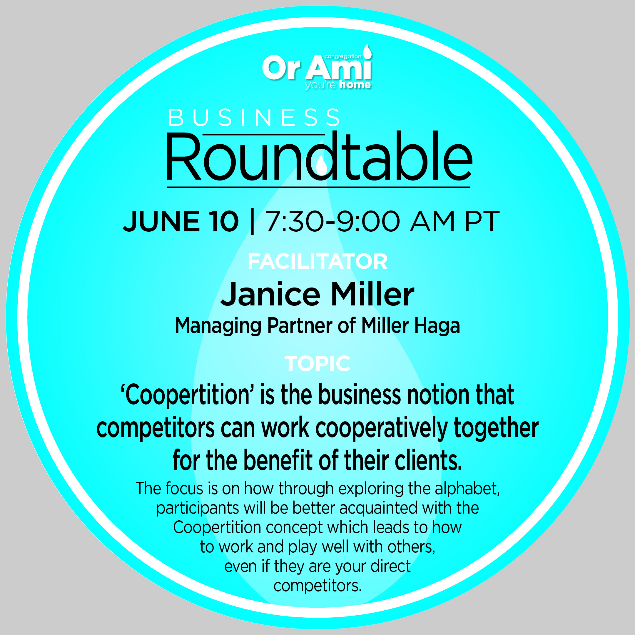 _2 Or Ami Business Roundtable June 10