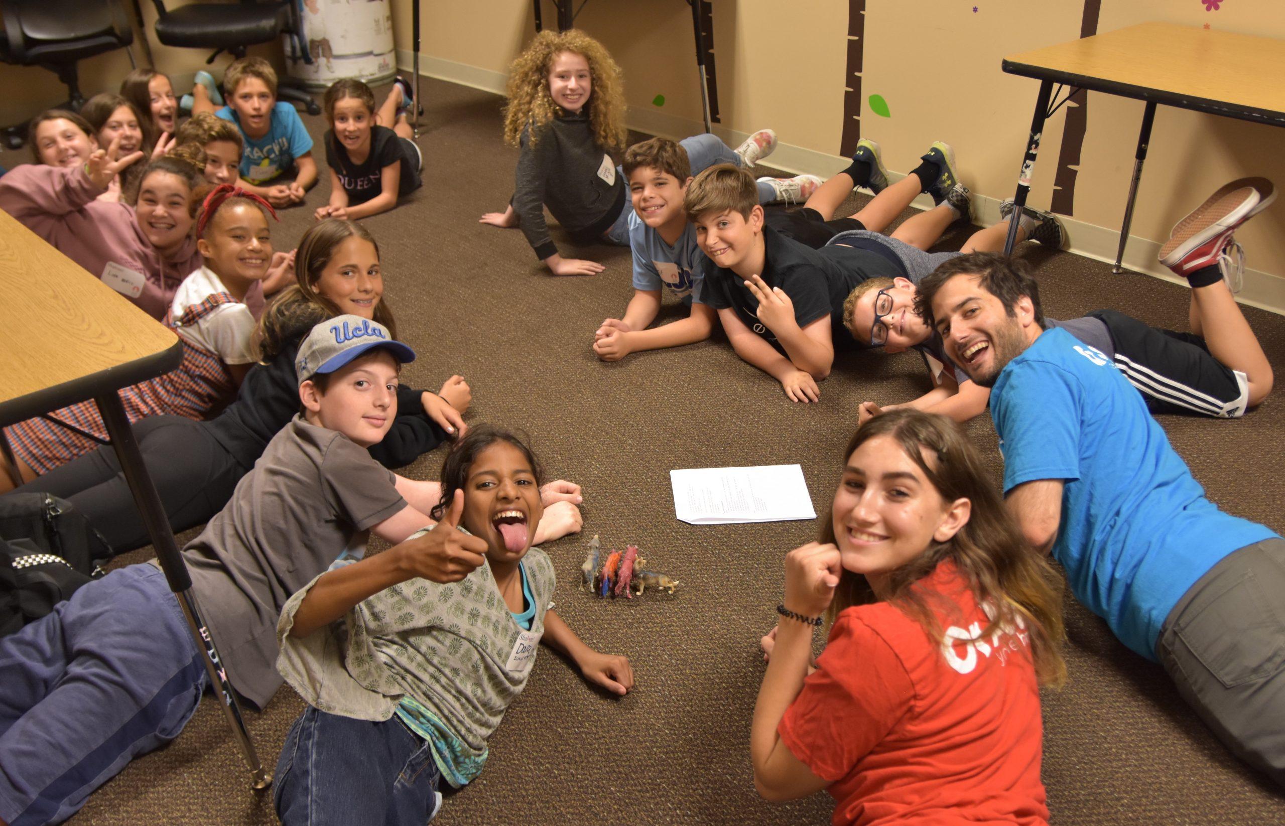 Andrew Classroom