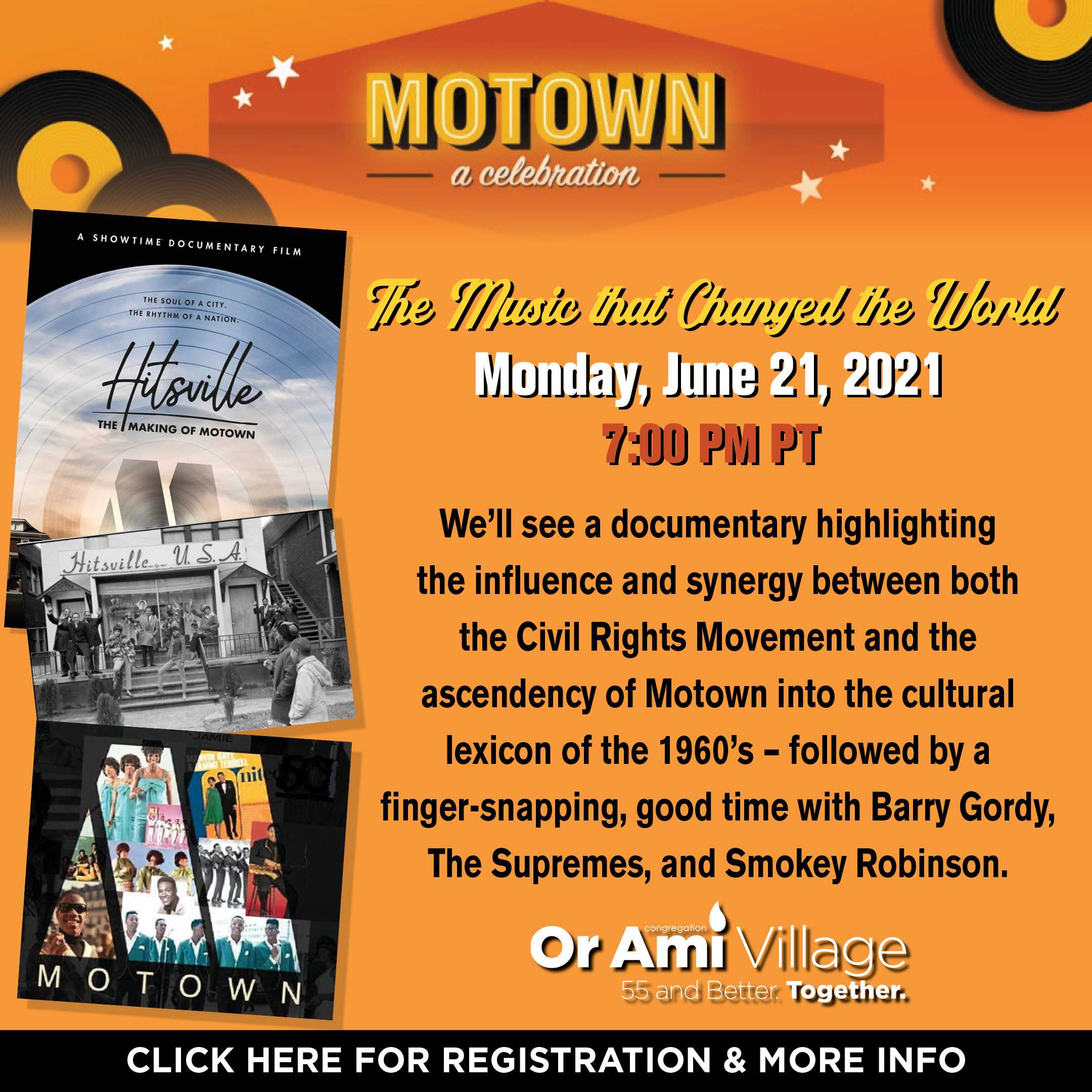 Or Ami Motown Event 20212
